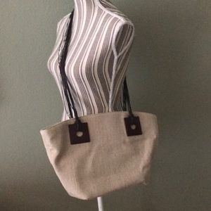 Coldwater Creek Tote Purse, great condition